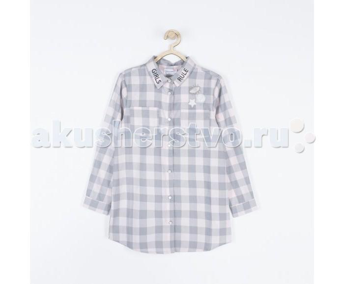 Блузки и рубашки Coccodrillo Блузка для девочки Unicorn блузки и рубашки