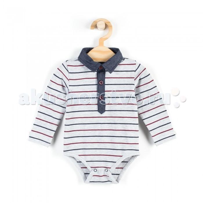 Детская одежда , Боди и песочники Coccodrillo Боди для мальчика Elegant baby boy арт: 406084 -  Боди и песочники