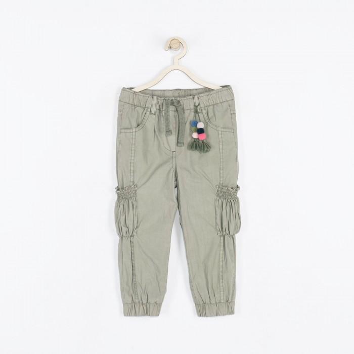 Брюки, джинсы и штанишки Coccodrillo Брюки для девочки Sweet things брюки джинсы и штанишки coccodrillo брюки для девочки horses