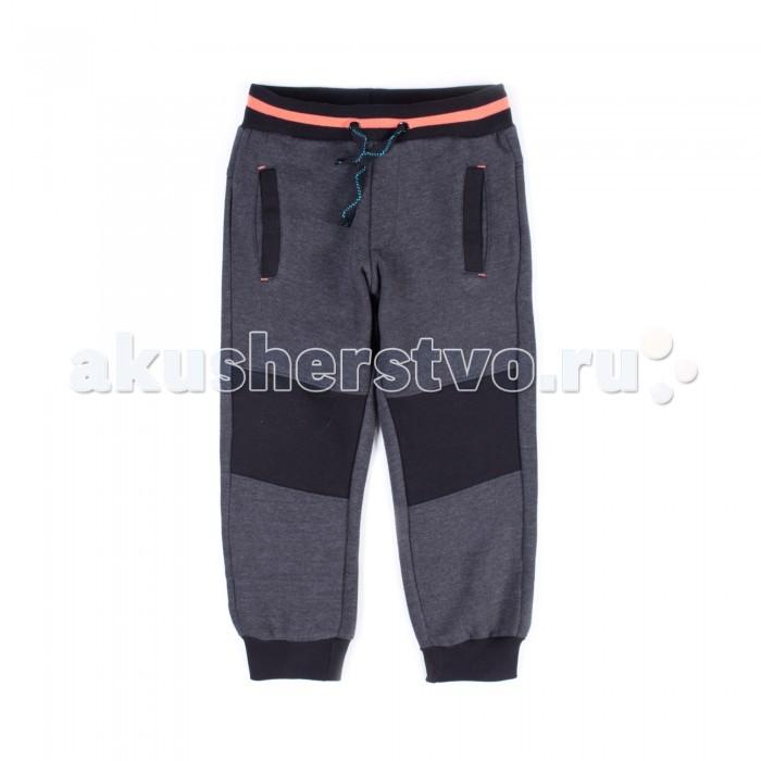 Детская одежда , Брюки, джинсы и штанишки Coccodrillo Брюки для мальчика J17120102NOI Noise арт: 396929 -  Брюки, джинсы и штанишки