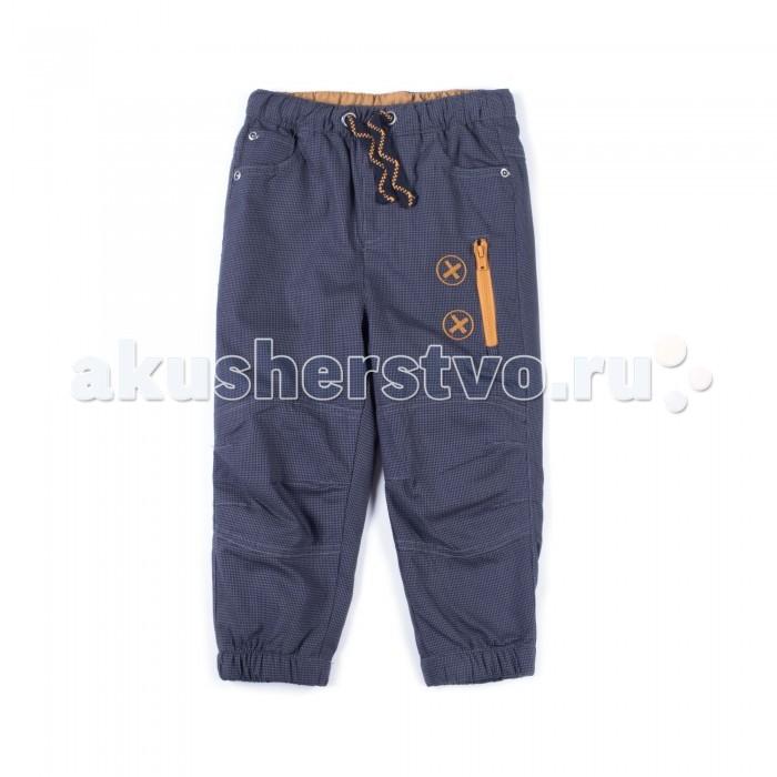 Детская одежда , Брюки, джинсы и штанишки Coccodrillo Брюки для мальчика Z17119601BOO Boo арт: 406129 -  Брюки, джинсы и штанишки