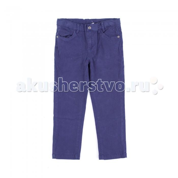 Брюки, джинсы и штанишки Coccodrillo Брюки на молнии Basic Boy coccodrillo coccodrillo жакет на молнии лиловый