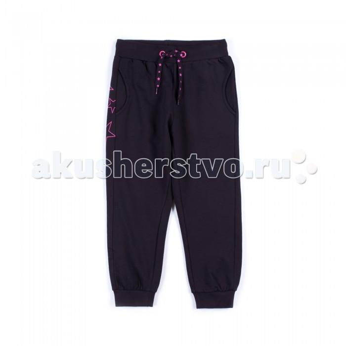 Брюки, джинсы и штанишки Coccodrillo Брюки спортивные для девочки Basic Girl брюки джинсы и штанишки s'cool брюки для девочки hip hop 174059