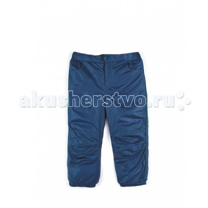 Брюки, джинсы и штанишки Coccodrillo Брюки утепленные для мальчика Rebels