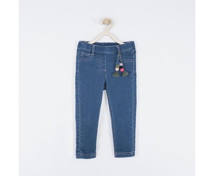 Брюки, джинсы и штанишки Coccodrillo Джинсы для девочки Sweet things брюки джинсы и штанишки coccodrillo леггинсы для девочки sweet things