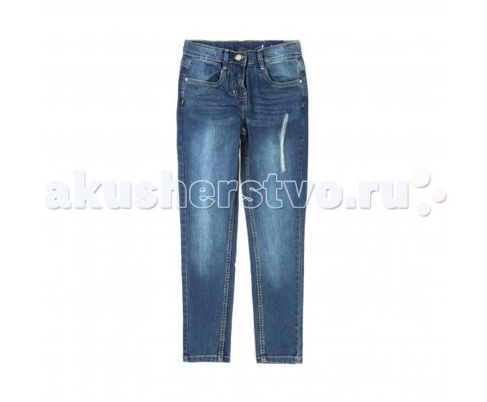 Брюки, джинсы и штанишки Coccodrillo Джинсы для девочки W17119199CJG брюки джинсы и штанишки s'cool брюки для девочки hip hop 174059