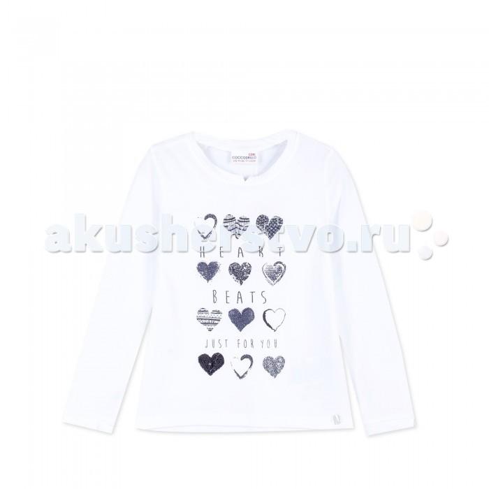 Детская одежда , Футболки и топы Coccodrillo Футболка для девочки Chic Unique арт: 412519 -  Футболки и топы