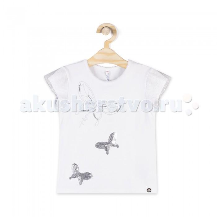 Детская одежда , Футболки и топы Coccodrillo Футболка для девочки Elegant Junior Girl арт: 511746 -  Футболки и топы