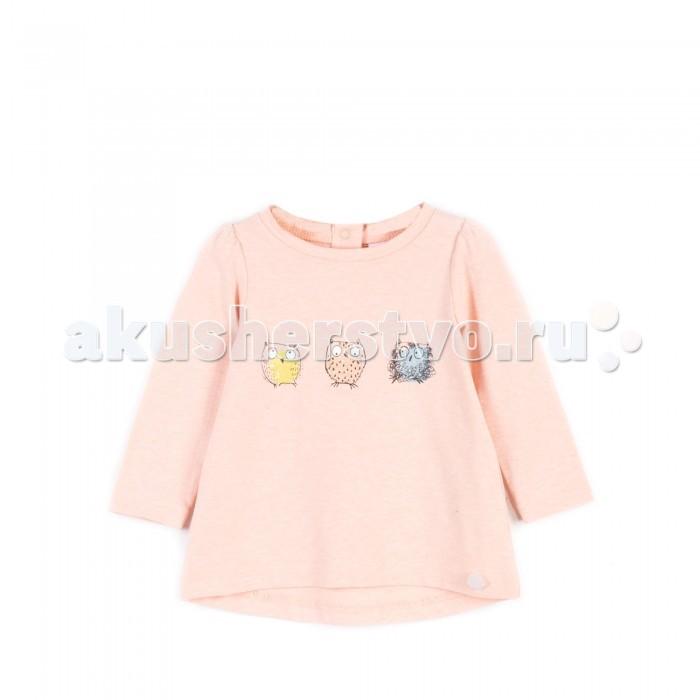 Детская одежда , Футболки и топы Coccodrillo Футболка для девочки Family Forest арт: 404849 -  Футболки и топы