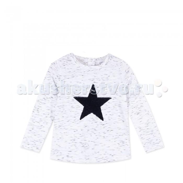 Детская одежда , Футболки и топы Coccodrillo Футболка для девочки Magic is all around J17143102MAG-019 арт: 409584 -  Футболки и топы