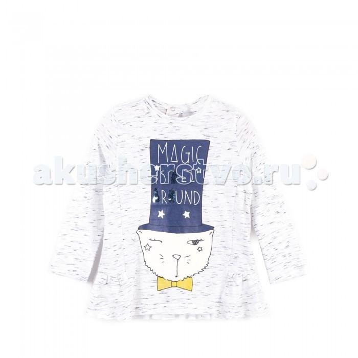 Детская одежда , Футболки и топы Coccodrillo Футболка для девочки Magic is all around арт: 409574 -  Футболки и топы