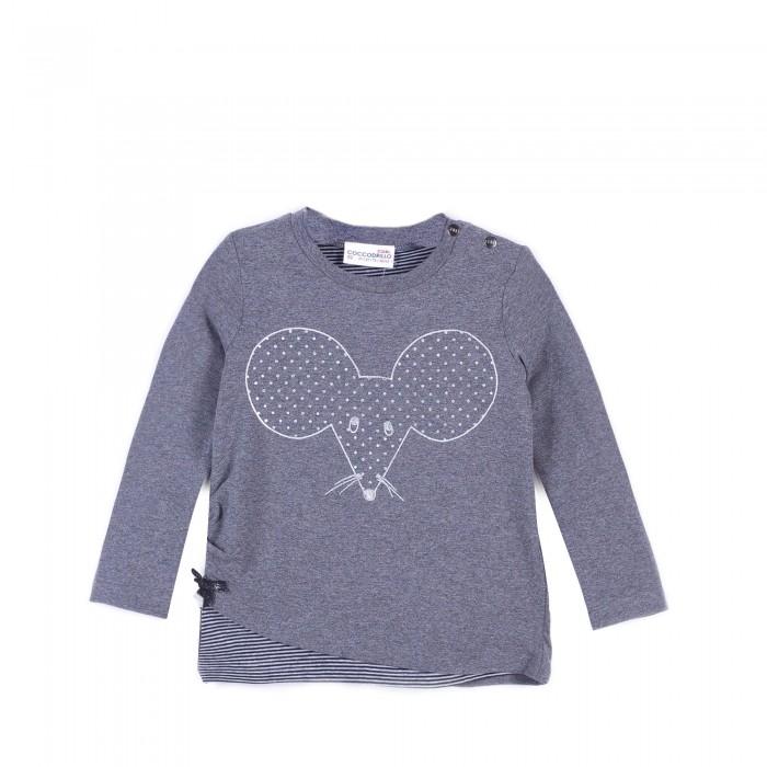 Детская одежда , Футболки и топы Coccodrillo Футболка для девочки Mouse арт: 410559 -  Футболки и топы