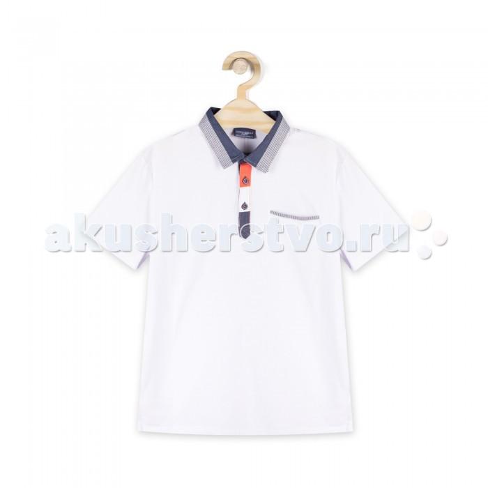 Детская одежда , Футболки и топы Coccodrillo Футболка для мальчика Elegant Junior Boy арт: 511626 -  Футболки и топы