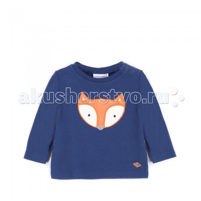 Детская одежда , Футболки и топы Coccodrillo Футболка для мальчика Fox арт: 410504 -  Футболки и топы