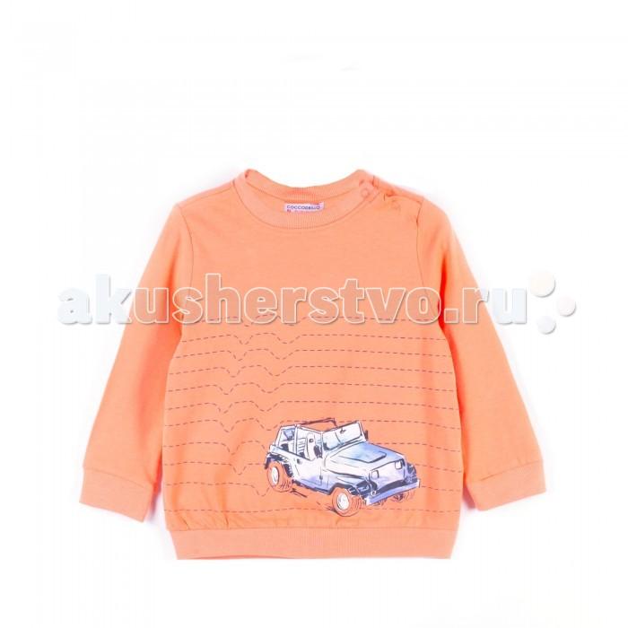 Детская одежда , Футболки и топы Coccodrillo Футболка для мальчика Hey Boy J17143103HEY-006 арт: 412634 -  Футболки и топы