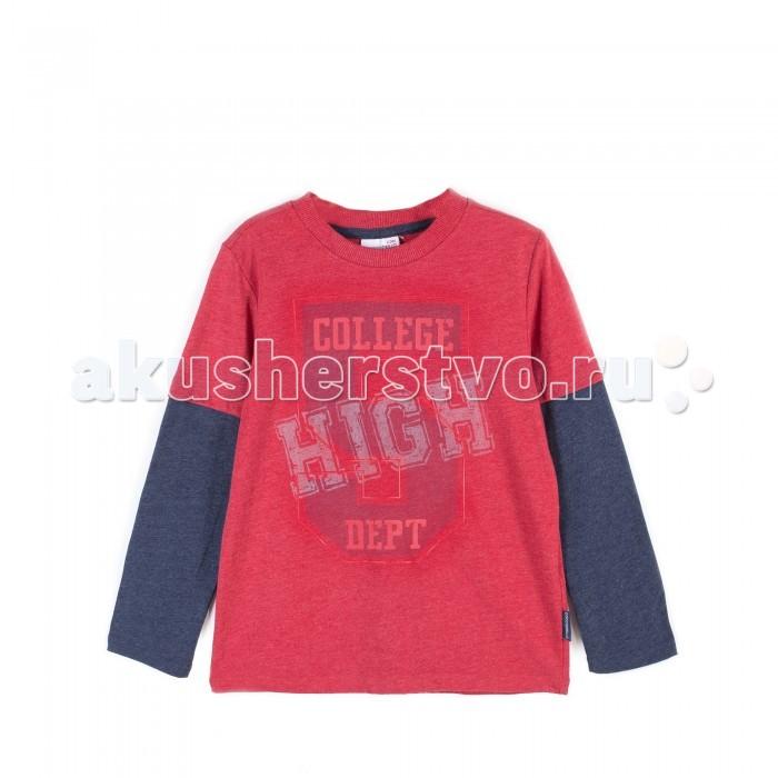 Детская одежда , Футболки и топы Coccodrillo Футболка для мальчика High 5 J17143101HIG-014 арт: 410104 -  Футболки и топы