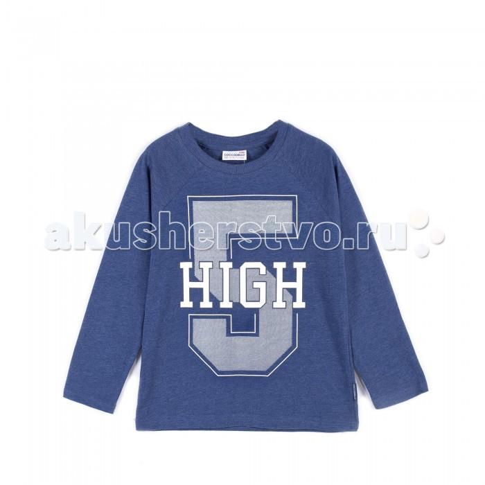 Детская одежда , Футболки и топы Coccodrillo Футболка для мальчика High 5 J17143102HIG-015 арт: 410134 -  Футболки и топы