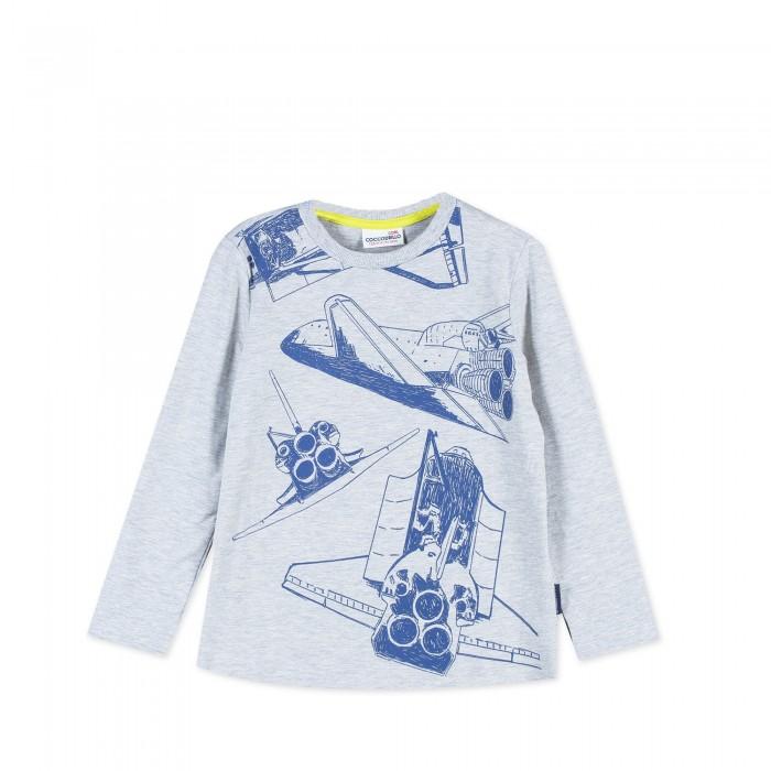 Детская одежда , Футболки и топы Coccodrillo Футболка для мальчика Space арт: 410384 -  Футболки и топы
