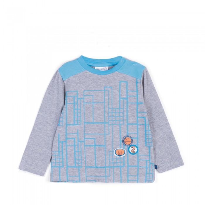 Детская одежда , Водолазки и лонгсливы Coccodrillo Футболка с длинным рукавом Team Player арт: 471236 -  Водолазки и лонгсливы