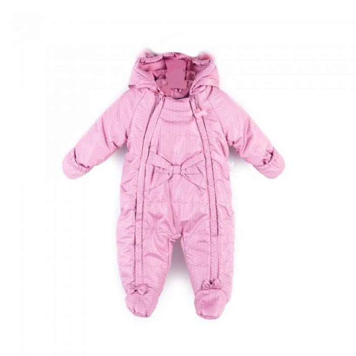 Детская одежда , Утепленные комбинезоны и комплекты Coccodrillo Комбинезон для девочки Bunny арт: 398014 -  Утепленные комбинезоны и комплекты