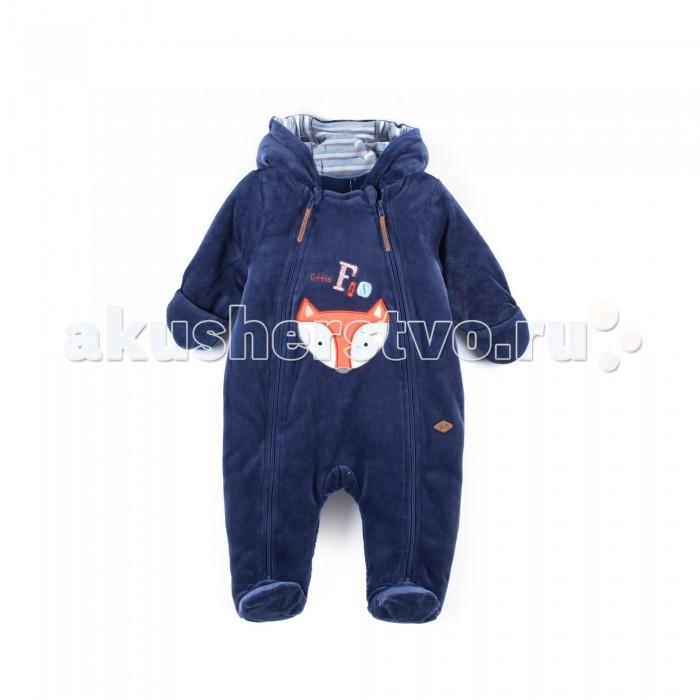 Детская одежда , Комбинезоны и полукомбинезоны Coccodrillo Комбинезон для мальчика Fox арт: 410509 -  Комбинезоны и полукомбинезоны