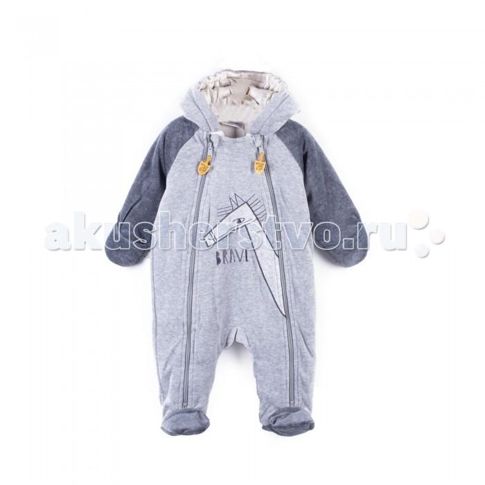 Детская одежда , Комбинезоны и полукомбинезоны Coccodrillo Комбинезон для мальчика Knight арт: 384069 -  Комбинезоны и полукомбинезоны