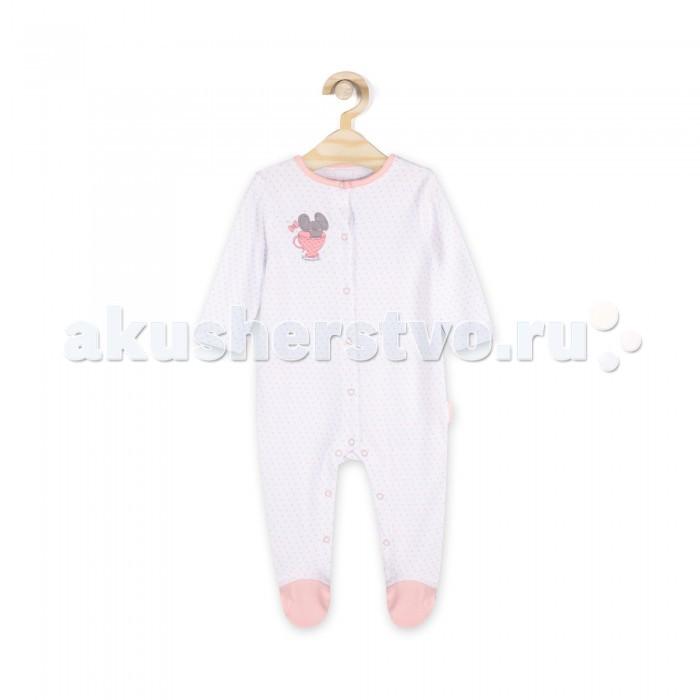 Детская одежда , Комбинезоны и полукомбинезоны Coccodrillo Комбинезон Sweet Mouse W18404102SWE арт: 547586 -  Комбинезоны и полукомбинезоны