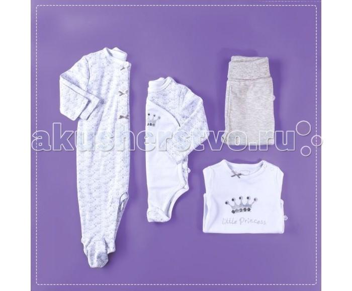 Комплекты детской одежды Coccodrillo Комплект одежды 4 предмета J17417102GIF, Комплекты детской одежды - артикул:520746