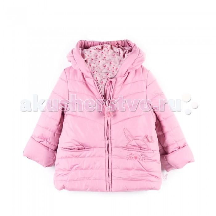 Детская одежда , Куртки, пальто, пуховики Coccodrillo Куртка для девочки Bunny арт: 410484 -  Куртки, пальто, пуховики