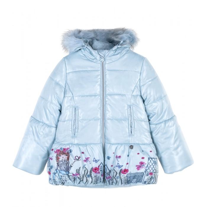 Coccodrillo Куртка для девочки Heart Smile