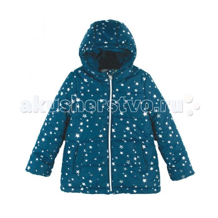 Детская одежда , Куртки, пальто, пуховики Coccodrillo Куртка для девочки J17152109MAG Magic арт: 398239 -  Куртки, пальто, пуховики