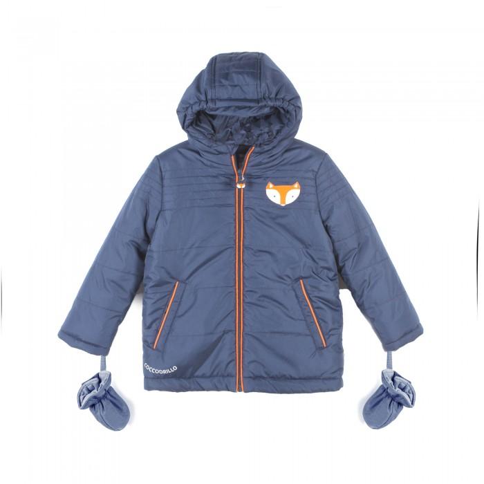 Детская одежда , Куртки, пальто, пуховики Coccodrillo Куртка для мальчика Fox арт: 398229 -  Куртки, пальто, пуховики