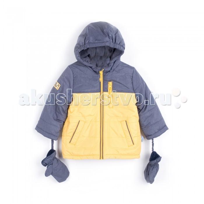 Coccodrillo Куртка для мальчика RunКуртка для мальчика Run&#8203;Coccodrillo Куртка для мальчика Run двухцветная стеганая куртка с капюшоном дополнена подкладкой из флиса.   Спереди нагрудный карман на молнии и втачные карманы внизу. Длинные рукава с трикотажной резинкой внутри. Застегивается на молнию. На одном из рукавов нашивка.  Состав: 100% полиэстер Уход за изделием: автомат до 40%<br>