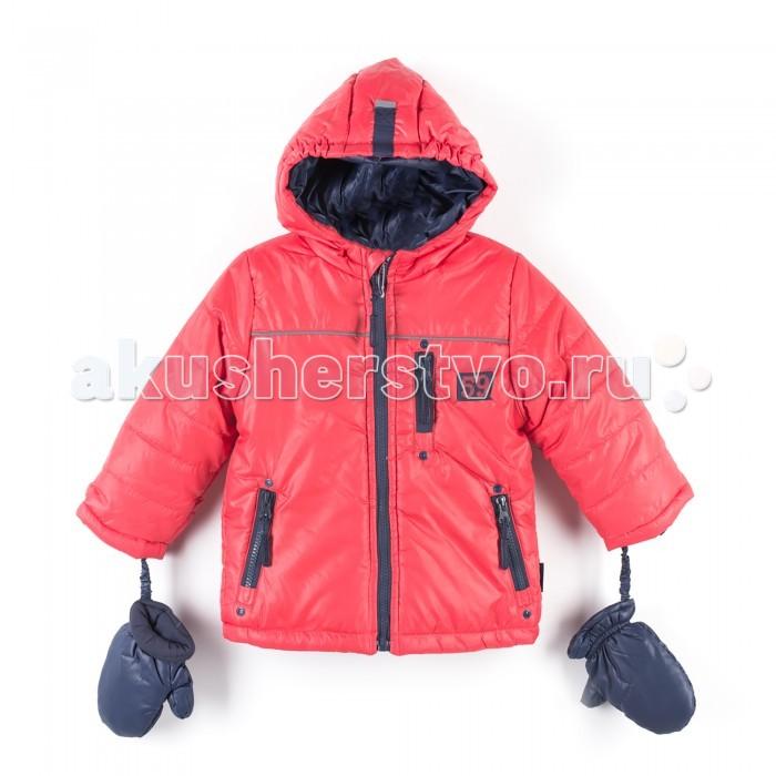 Coccodrillo Куртка для мальчика Top SpeedКуртка для мальчика Top Speed&#8203;Coccodrillo Куртка для мальчика Top Speed стеганая куртка с капюшоном дополнена подкладкой.   Спереди нагрудный карман и втачные карманы внизу на молнии. Длинные рукава с трикотажной резинкой внутри.  Состав: 100% полиэстер Уход за изделием: автомат до 40%<br>