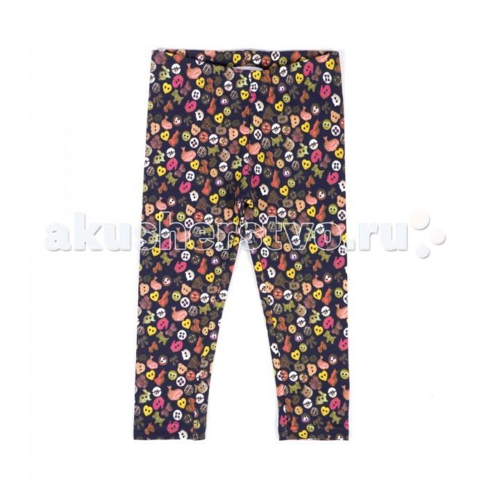 Брюки, джинсы и штанишки Coccodrillo Леггинсы Cute