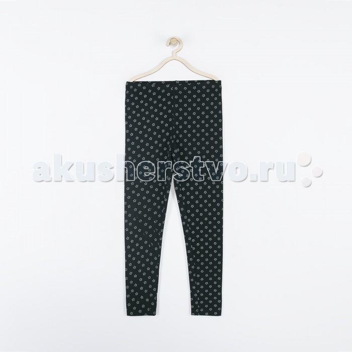 Брюки, джинсы и штанишки Coccodrillo Леггинсы для девочки Basic girl Звезды брюки джинсы и штанишки coccodrillo леггинсы для девочки unicorn