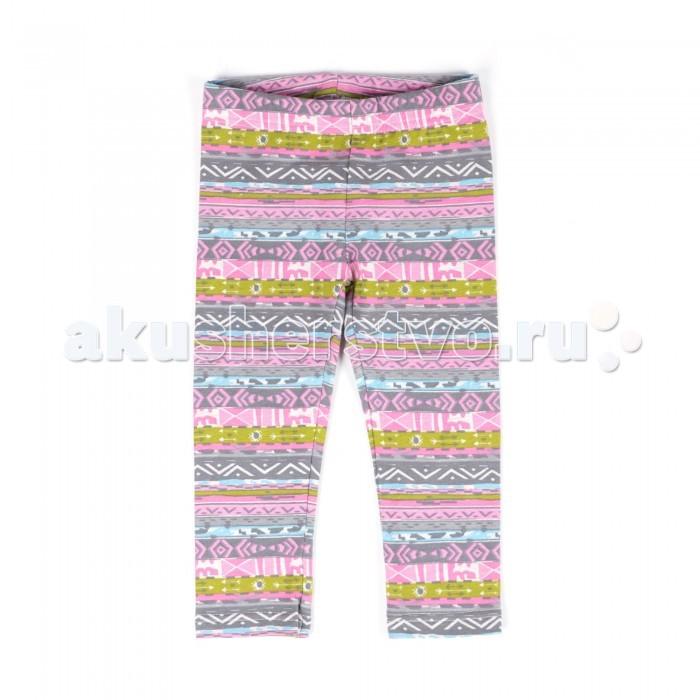 Брюки, джинсы и штанишки Coccodrillo Леггинсы для девочки Funny Forest