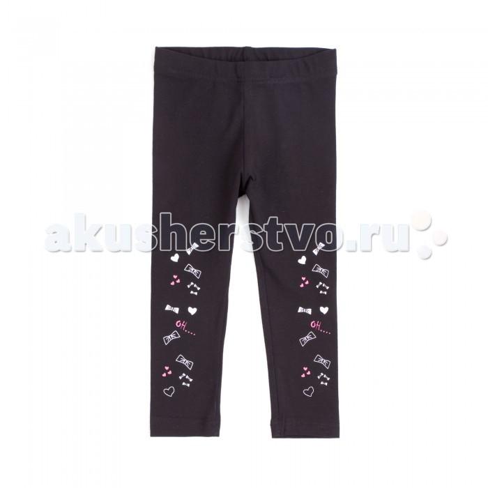 Брюки, джинсы и штанишки Coccodrillo Леггинсы для девочки How many dots