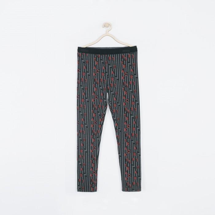 Брюки, джинсы и штанишки Coccodrillo Леггинсы для девочки Oh Ok брюки джинсы и штанишки coccodrillo леггинсы для девочки unicorn