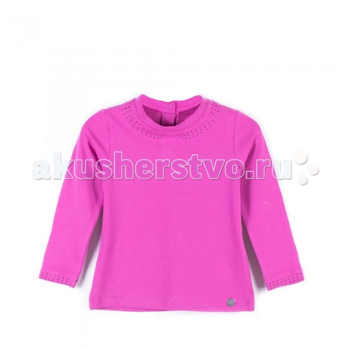 Детская одежда , Водолазки и лонгсливы Coccodrillo Лонгслив для девочки Super girl арт: 403424 -  Водолазки и лонгсливы