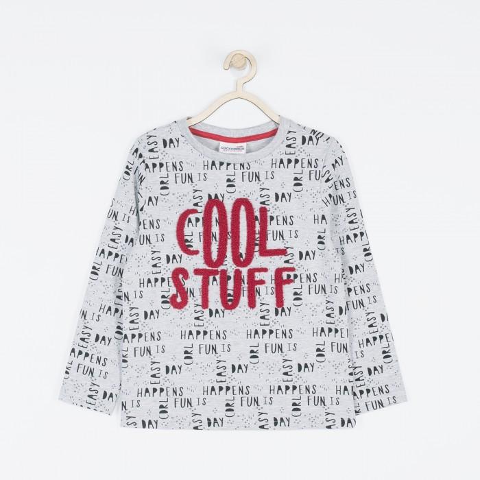 Водолазки и лонгсливы Coccodrillo Лонгслив для мальчика Cool Z18143106COL, Водолазки и лонгсливы - артикул:589079