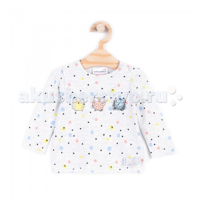 Детская одежда , Водолазки и лонгсливы Coccodrillo Лонгслив Family Forest арт: 376749 -  Водолазки и лонгсливы