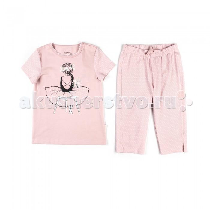 Детская одежда , Пижамы и ночные сорочки Coccodrillo Пижама Pajamas W18448202PJS арт: 543426 -  Пижамы и ночные сорочки