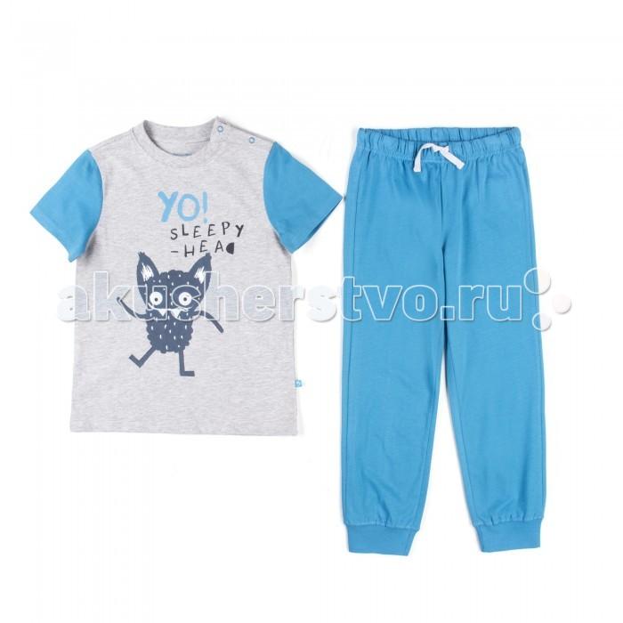 Детская одежда , Пижамы и ночные сорочки Coccodrillo Пижама Pajamas W18448212PJS арт: 543431 -  Пижамы и ночные сорочки