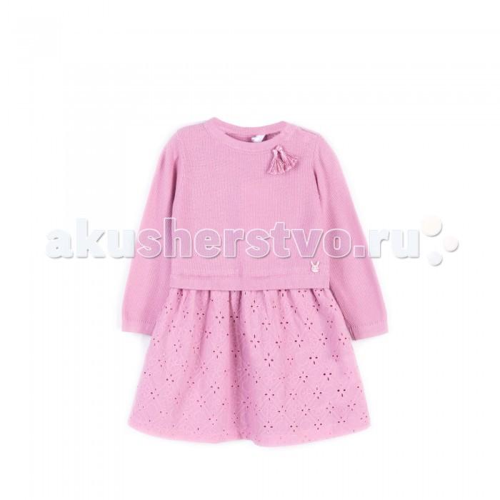 Детская одежда , Детские платья и сарафаны Coccodrillo Платье для девочки Bunny арт: 410474 -  Детские платья и сарафаны