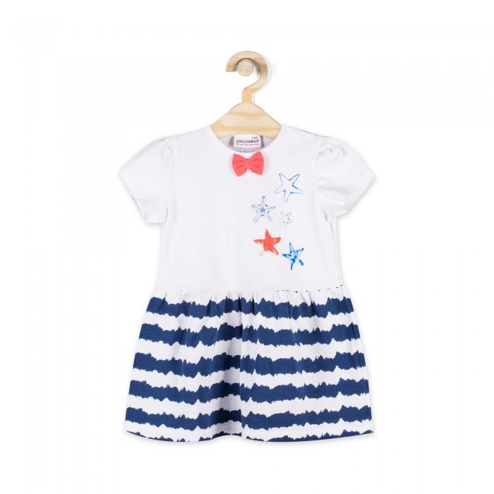 Детские платья и сарафаны Coccodrillo Платье для девочки Coral Reef L18129201COR, Детские платья и сарафаны - артикул:509551