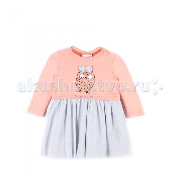 Детская одежда , Детские платья и сарафаны Coccodrillo Платье для девочки Family Forest арт: 404794 -  Детские платья и сарафаны