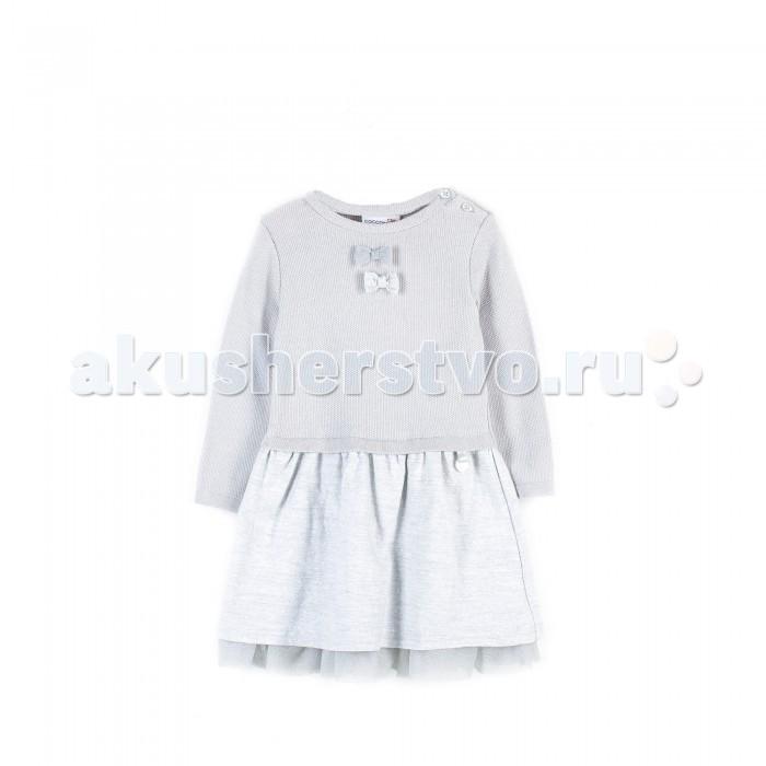 Детские платья и сарафаны Coccodrillo Платье для девочки Family forest платья для девочек