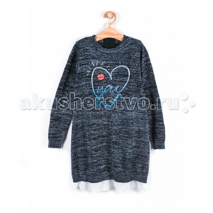 Детская одежда , Детские платья и сарафаны Coccodrillo Платье для девочки Lucky you арт: 407954 -  Детские платья и сарафаны