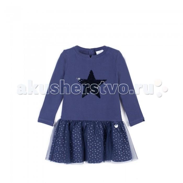 Детская одежда , Детские платья и сарафаны Coccodrillo Платье для девочки Magic is all around арт: 409564 -  Детские платья и сарафаны